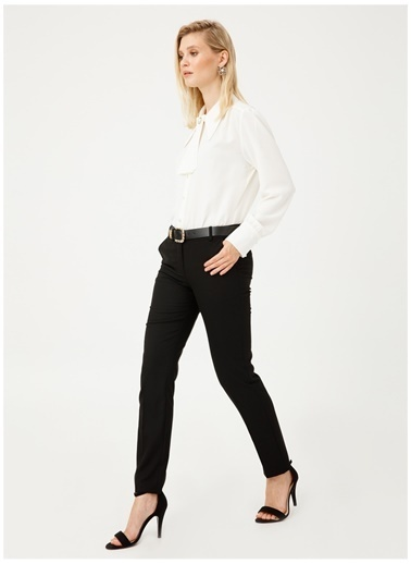 Ekol Ekol Siyah Pantolon Siyah